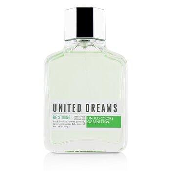 United Dreams Be Strong Eau De Toilette Spray 200ml/6.7oz
