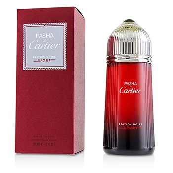 Pasha Edition Noire Sport Eau De Toilette Spray  150ml/5oz