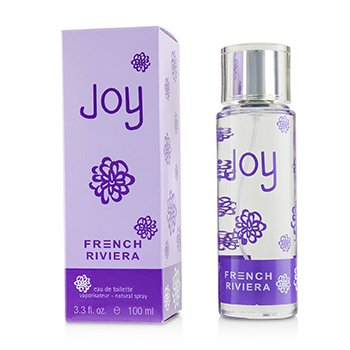 French Riviera Joy Eau De Toilette Spray  100ml/3.4oz