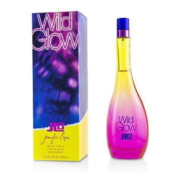 Wild Glow ماء تواليت سبراي  100ml/3.4oz