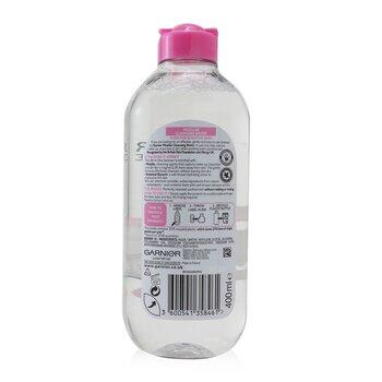SkinActive Micellar Water (No Perfume & Paraben) - For Sensitive Skin  400ml/13.3oz