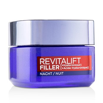Revitalift Filler [HA] Anti-Aging Night Cream  50ml/1.7oz