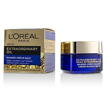 Extraordinary Oil Night Cream Mask  50ml/1.7oz