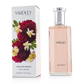 English Dahlia Eau De Toilette Spray  125ml/4.2oz