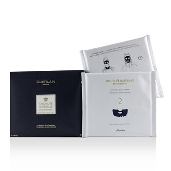 Orchidee Imperiale Exceptional Complete Care The Imperial Radiance Mask  4sheets