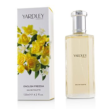 English Freesia Eau De Toilette Spray  125ml/4.2oz