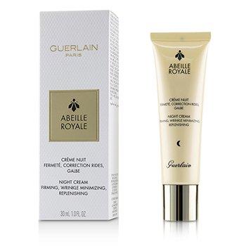 Abeille Royale Night Cream - Firming, Wrinkle Minimizing, Replenishing  30ml/1oz