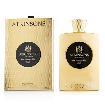 Her Majesty The Oud Eau De Parfum Spray  100ml/3.3oz