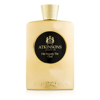 Her Majesty The Oud Eau De Parfum Spray  100ml/3.3oz