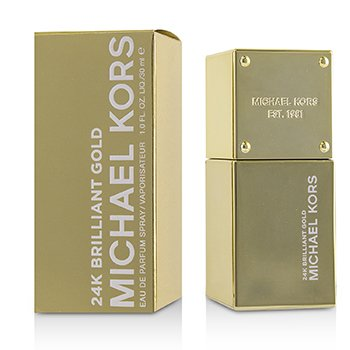 24K Brillant Gold Eau De Parfum Spray  30ml/1oz