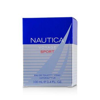 Voyage Sport Eau De Toilette Spray  100ml/3.4oz
