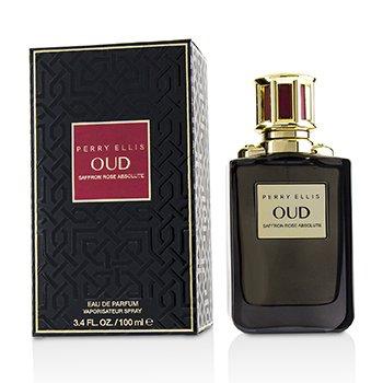 Oud Saffron Rose Absolute Eau De Parfum Spray 100ml/3.4oz