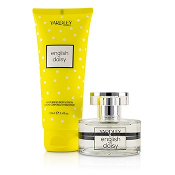 Daisy Coffret: Eau De Toilette Spray 50ml/1.7oz + Moisturising Body Lotion 200ml/6.8oz  2pcs