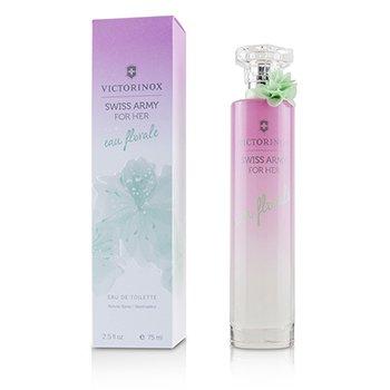 Victorinox Eau Florale Eau De Toilette Spray 75ml25oz F Eau
