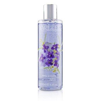 April Violets Luxury Body Wash  250ml/8.4oz