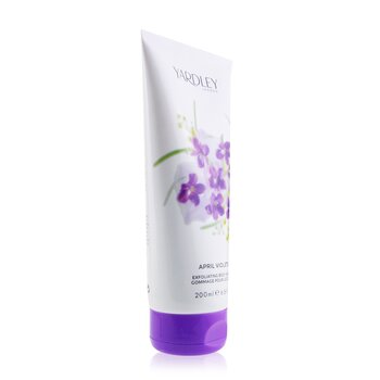 April Violets Exfoliating Body Scrub  200ml/6.8oz