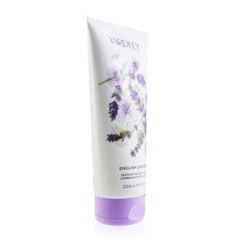 English Lavender Exfoliating Body Scrub  200ml/6.8oz