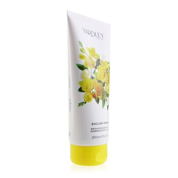 English Freesia Exfoliating Body Scrub  200ml/6.8oz