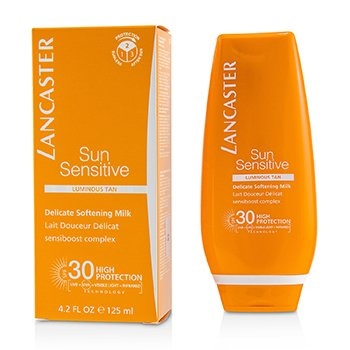 Sun Sensitive Delicate Softening Milk For Body SPF30  125ml/4.2oz