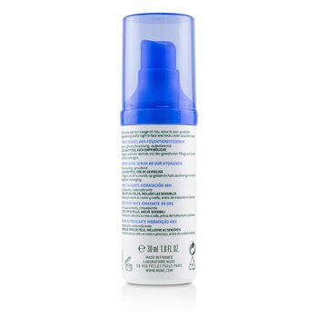 Creme Fraiche De Beaute 48 HR Moisture Skin-Quenching Serum (For All Skin Types, Even Sensitive)  30ml/1oz
