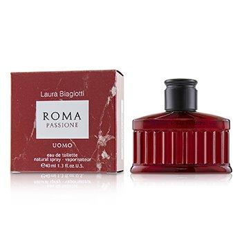Roma Passione Uomo Eau De Toilette Spray  40ml/1.3oz