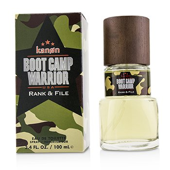 Boot Camp Warrior Desert Soldier Eau De Toilette Spray  100ml/3.4oz