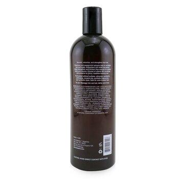 Shampoo For Fine Hair with Rosemary & Peppermint  473ml/16oz