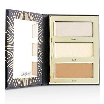 迷你3色修容盤 Tarteist Pro Glow To Go Highlight & Contour Palette  3x2.3g/0.08oz