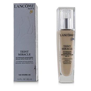 自然膚色粉底液SPF 15 Teint Miracle Natural Skin Perfection SPF 15  30ml/1oz