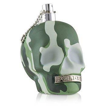 To Be Camouflage Eau De Toilette Spray  125ml/4.2oz