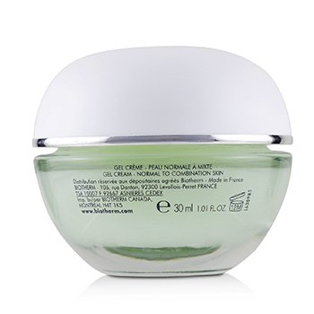 Aquasource 48H Deep Hydration Replenishing Gel - Normal/Combination Skin (Jar)  30ml/1oz