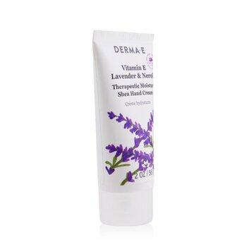 Vitamin E Lavender & Neroli Therapeutic Moisture Shea Hand Cream  56g/2oz