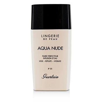 Lingerie De Peau Aqua Nude Foundation SPF 20  30ml/1oz