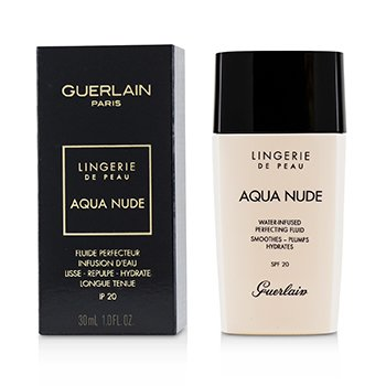 Lingerie De Peau Aqua Nude Foundation SPF 20  30ml/1oz