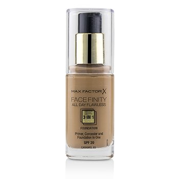 Face Finity All Day Flawless 3 in 1 Foundation SPF20  30ml/1oz