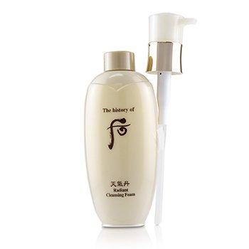 天氣丹華炫黃金山蔘潔顏精華 Cheongidan Radiant Cleansing Foam 200ml/6.7oz
