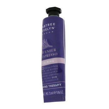 Lavender & Espresso Calming Hand Therapy  25ml/0.86oz
