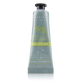 Pear & Pink Magnolia Uplifting Hand Therapy 25ml/0.86oz