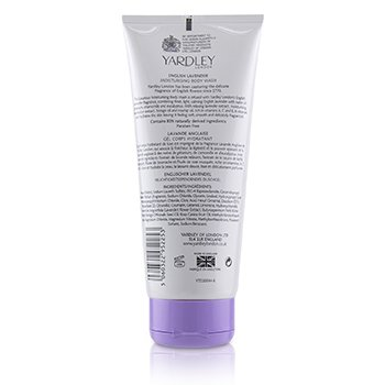 English Lavender Moisturising Body Wash  200ml/6.8oz