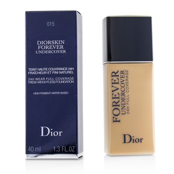 Diorskin Forever Undercover 24H Wear Full Coverage Water Based Foundation  40ml/1.3oz