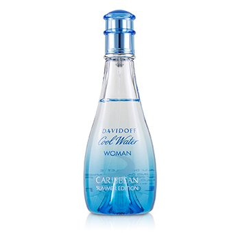 Cool Water Caribbean Summer Edition Eau De Toilette Spray  100ml/3.4oz