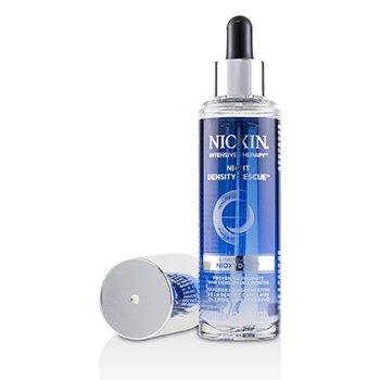 Intensive Therapy Ночное Средство для Густоты Волос с Nioxydine24  70ml/2.4oz