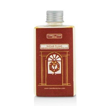 擴香補充瓶-糖漬李子(糖漬李子, 橘子和拐杖糖) Diffuser Oil Refill- Sugar Plums  100ml/3.38oz