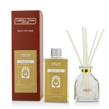 Reed Diffuser - Christmas Magic (Amber, Saffron & Patchouli) 100ml/3.38oz