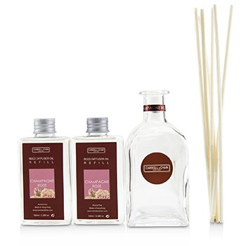 Reed Diffuser - Champagne Rose  200ml/6.76oz