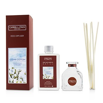 擴香瓶-白棉花(含擴香棒) Reed Diffuser-Clean Cotton  100ml/3.38oz