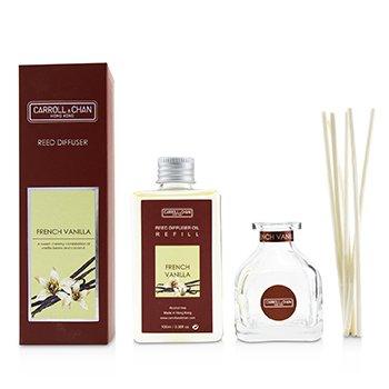 擴香瓶-法國香草(含擴香棒) Reed Diffuser - French Vanilla  100ml/3.38oz