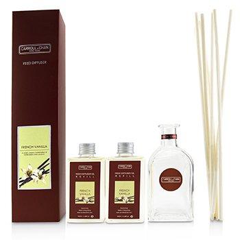 擴香瓶-法國香草(含擴香棒) Reed Diffuser - French Vanilla  200ml/6.76oz