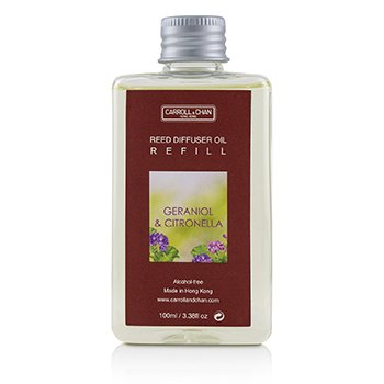 Reed Diffuser - Geraniol & Citronella  100ml/3.38oz