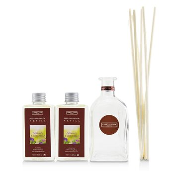 Reed Diffuser - Geraniol & Citronella  200ml/6.76oz